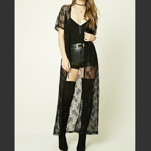 Forever 21 | Lace Cover-Up